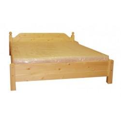 Riva ágykeret alacsony lábvéggel