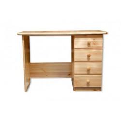 Rió 4 fiókos íróasztal